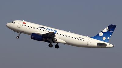 EX-32007 - Airbus A320-231 - ATC - Avia Traffic Company