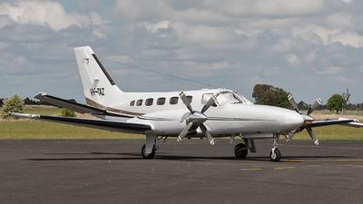 A picture of VHTAZ - Cessna 441 - [4410005] - © Jayden Laing