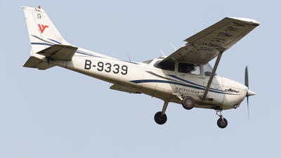 B-9339 - Cessna 172R Skyhawk - Civil Aviation Flight University of China