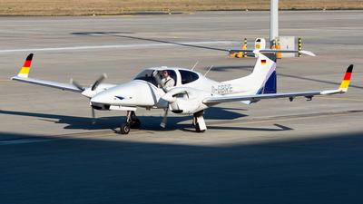 D-GBRE - Diamond DA-42 NG Twin Star - European Flight Academy