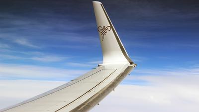 PK-CLT - Boeing 737-8K5 - Sriwijaya Air