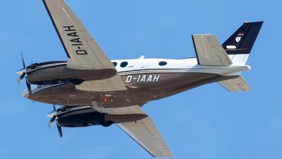 D-IAAH - Beechcraft C90A King Air - Private