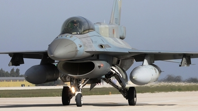 023 - Lockheed Martin F-16D Fighting Falcon - Greece - Air Force