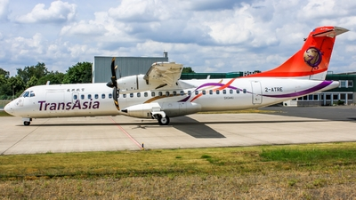 2-ATRE - ATR 72-212A(600) - TransAsia Airways