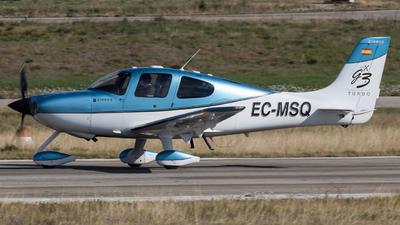 A picture of ECMSQ - Cirrus SR22 Turbo -  - © José M Deza