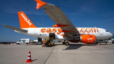G-EZAD - Airbus A319-111 - easyJet