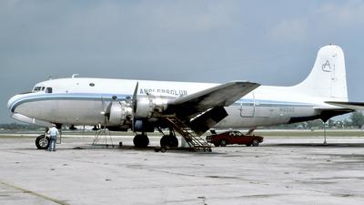 N122AC - Douglas C-54D Skymaster - Private
