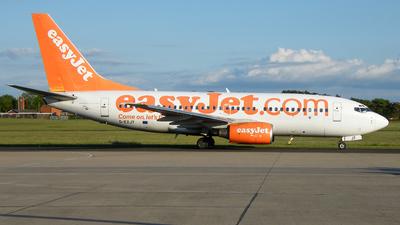 G-EZJT - Boeing 737-73V - easyJet