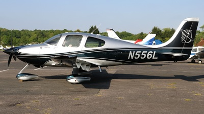 N556L - Cirrus SR22 - Private