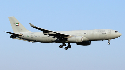 1301 - Airbus A330-243(MRTT) - United Arab Emirates - Air Force