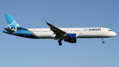 C-FTXQ - Airbus A321-211 - Air Transat