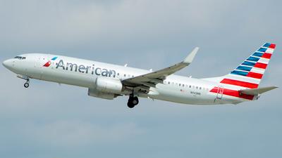 N943NN - Boeing 737-823 - American Airlines