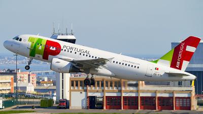 CS-TTI - Airbus A319-111 - TAP Air Portugal