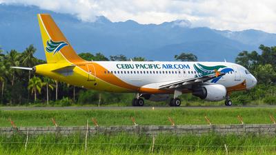 RP-C3270 - Airbus A320-214 - Cebu Pacific Air