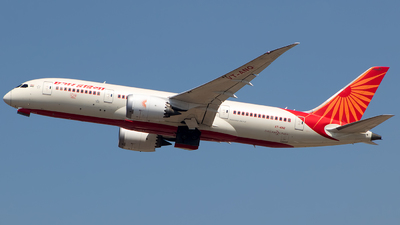 VT-ANQ - Boeing 787-8 Dreamliner - Air India