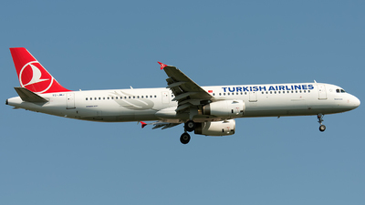 TC-JMJ - Airbus A321-232 - Turkish Airlines