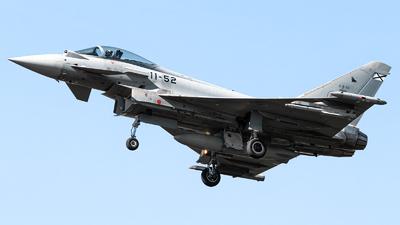 C.16-52 - Eurofighter Typhoon EF2000 - Spain - Air Force