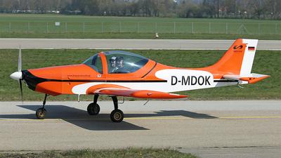 D-MDOK - Aerostyle Breezer - Flugsportgruppe Landsberg