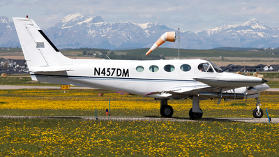 N457DM - Cessna 340A - Private