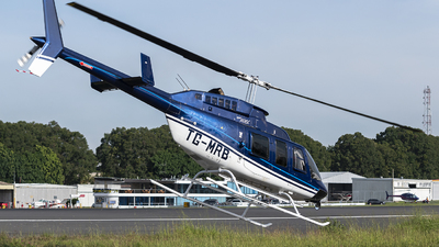 TG-MRB - Bell 206L LongRanger - Private