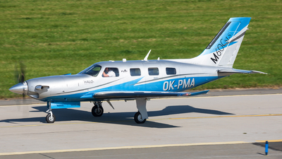OK-PMA - Piper PA-46-M600 - Private