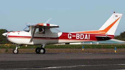 G-BDAI - Cessna A150M Aerobat - Private