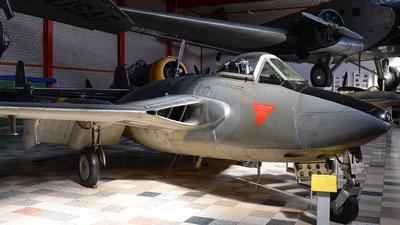 J-1797 - De Havilland DH-112 Venom FB.54 - Switzerland - Air Force