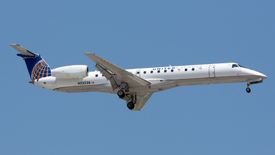 N13538 - Embraer ERJ-145LR - United Express (ExpressJet Airlines)