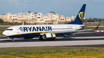 EI-EMP - Boeing 737-8AS - Ryanair