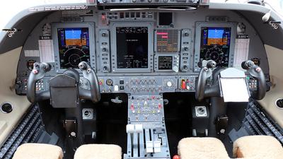 B-8313 - Piaggio P-180 Avanti II - Sparkle Roll Jet