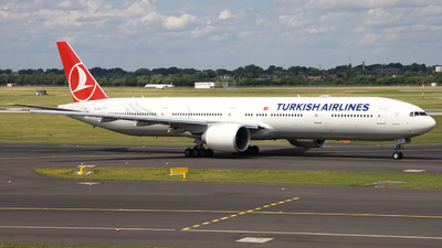 TC-JJD - Boeing 777-35RER - Turkish Airlines