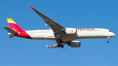 EC-NCX - Airbus A350-941 - Iberia