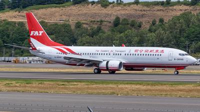 B-28066 - Boeing 737-8SH - Far Eastern Air Transport (FAT)