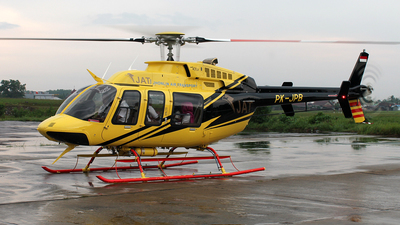 PK-JPB - Bell 407GX - Jhonlin Air Transport
