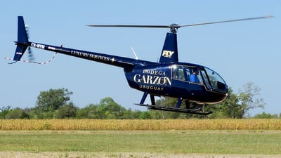 CX-MYM - Robinson R44 Raven - Private
