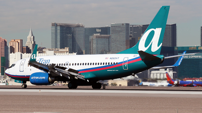 N283AT - Boeing 737-7BD - airTran Airways