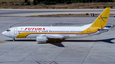 EC-GXR - Boeing 737-4Y0 - Futura International Airways