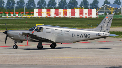 D-EWMC - Piper PA-32R-301 Saratoga II HP - Private
