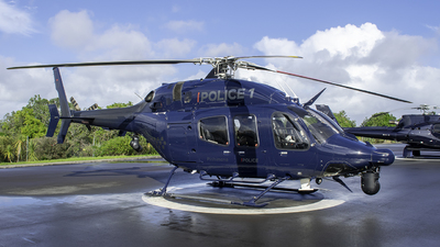 ZK-IPC - Bell 429 Global Ranger - New Zealand - Police