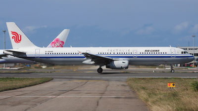 B-6848 - Airbus A321-232 - Air China