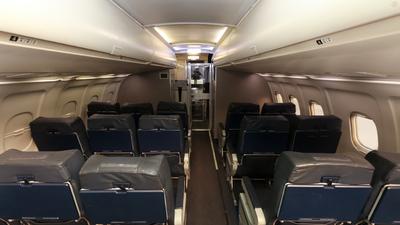VH-NJL - British Aerospace BAe 146-300 - Cobham Aviation Services Australia