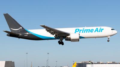 N431AZ - Boeing 767-381(ER)(BCF)  - Amazon Prime Air (Air Transport International)