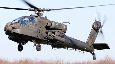 Q-22 - Boeing AH-64D Apache - Netherlands - Royal Air Force
