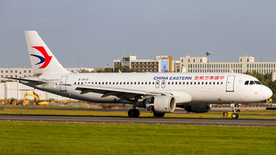 B-2410 - Airbus A320-214 - China Eastern Airlines