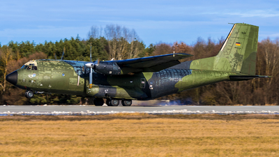 50-55 - Transall C-160D - Germany - Air Force