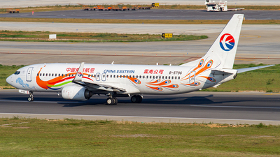 B-5796 - Boeing 737-89P - China Eastern Airlines