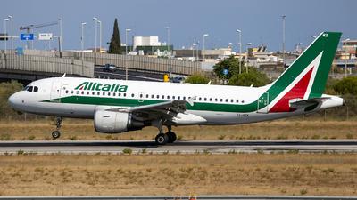 A picture of EIIMX - Airbus A319111 - Italia Trasporto Aereo - © Fabrizio Gandolfo