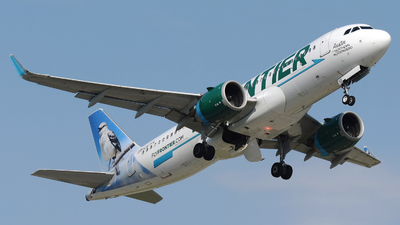 A picture of N367FR - Airbus A320251N - Frontier Airlines - © DJ Reed - OPShots Photo Team
