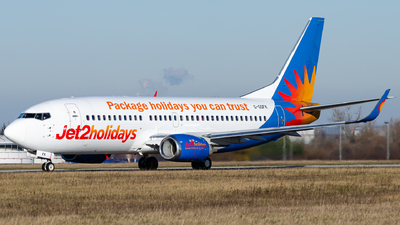 G-GDFK - Boeing 737-36N - Jet2.com