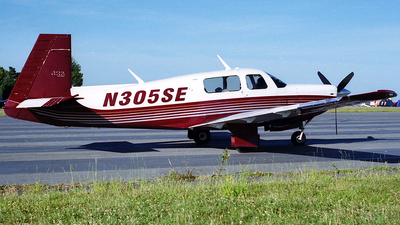 N305SE - Mooney M20K - Private